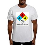 New Jersey Ash Grey T-Shirt