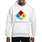 New Jersey Hooded Sweatshirt