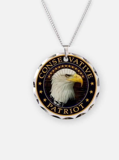 Conservative Patriot 2 Necklace