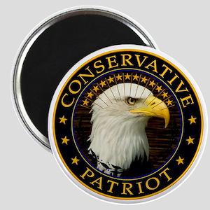 Conservative Patriot 2 Magnet