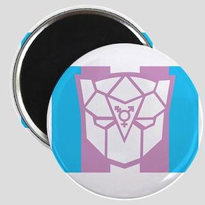 Transgender-transformers-BLK Magnet
