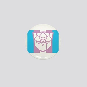 Transgender-transformers-BLK Mini Button
