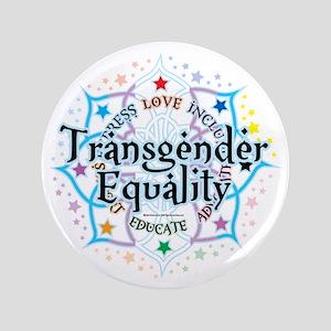 "Transgender-Equality-Lotus 3.5"" Button"