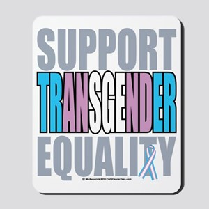 Support-Transgender-Equality Mousepad