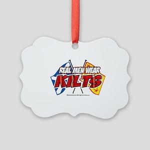 Real-Men-Wear-Kilts-2 Picture Ornament