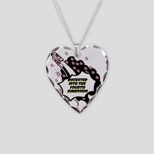 fourth-dimension Necklace Heart Charm