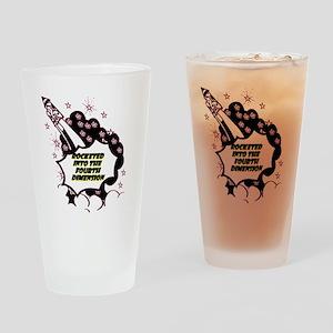 fourth-dimension Drinking Glass