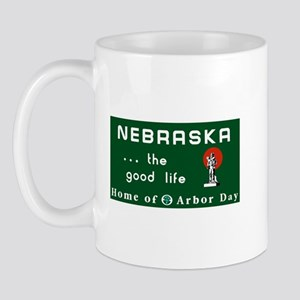 Welcome to Nebraska - USA Mug