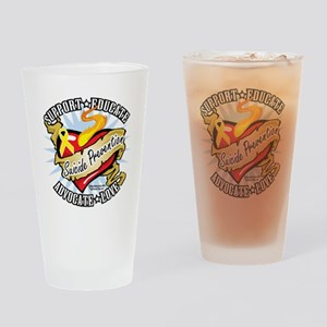 Suicide-Prevention-Classic-Heart Drinking Glass