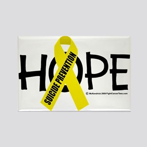 Suicide-Prevention-Hope Rectangle Magnet