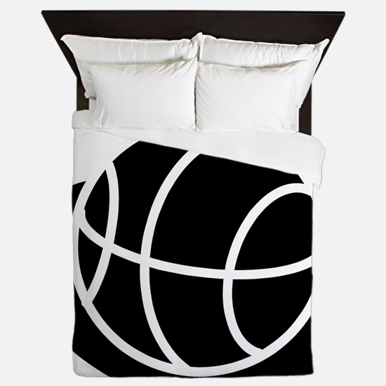 j0325764_BLACK Queen Duvet