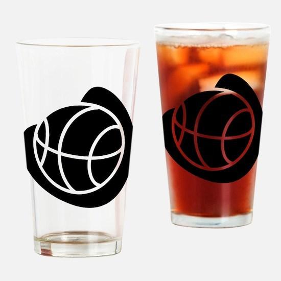 j0325764_BLACK Drinking Glass