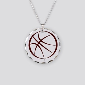 j0379819_CRIMSON4 Necklace Circle Charm