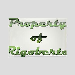 Property Of Rigoberto Male Magnets
