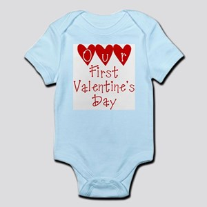 Our 1st Infant Bodysuit