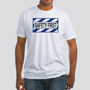 Two Handed Grip<BR> Fitted T-Shirt