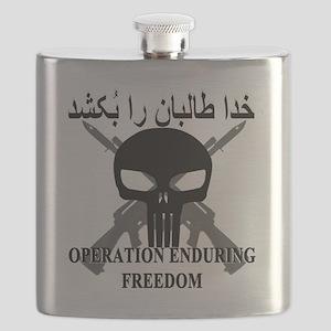 3-afghann Flask