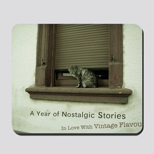 vintage stories Mousepad