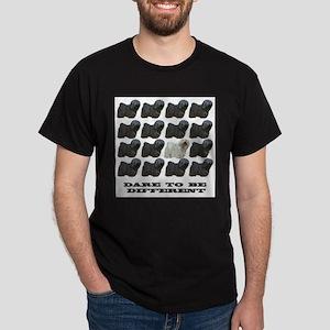 Puli : Dare to be Different Dark T-Shirt
