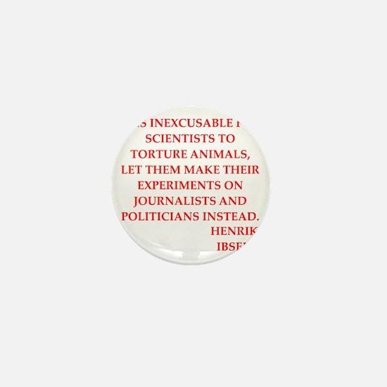 experimental science Mini Button