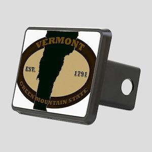 Vermont Est 1791 Rectangular Hitch Cover