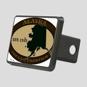 Alaska Est 1959 Rectangular Hitch Cover