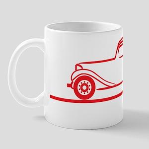 citroen_CV15_red Mug