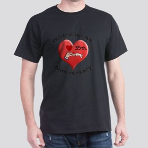 wedding hands 35 Dark T-Shirt