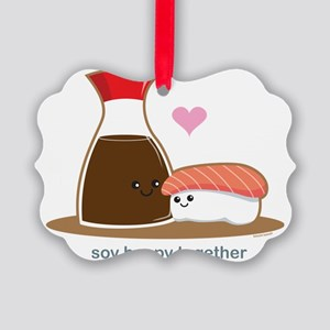 Soyhappytogether Picture Ornament