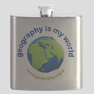 GeographyIsMyWorld Flask
