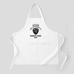 Hewitt Texas Jail BBQ Apron
