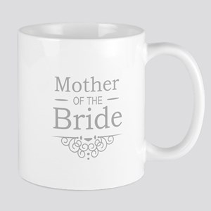 Mother of the Bride silver Mugs