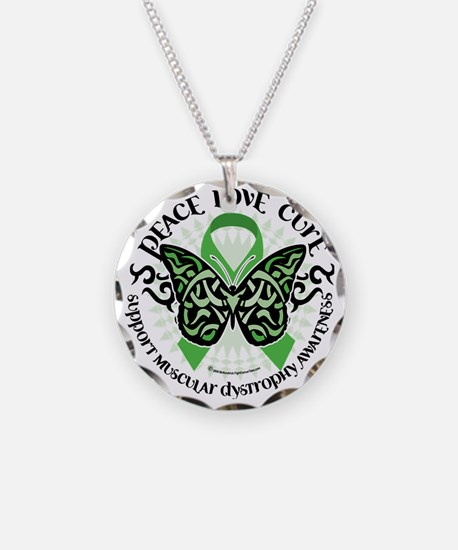 Muscular-Dystrophy-Butterfly Necklace