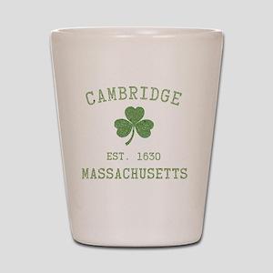cambridge-massachusetts Shot Glass
