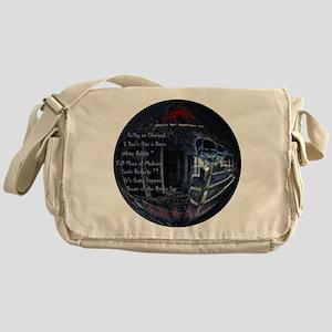 GBMI CD Round 12x12 Messenger Bag