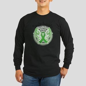 Muscular-Dystrophy-Butter Long Sleeve Dark T-Shirt