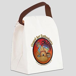 2-shirt1light2 Canvas Lunch Bag