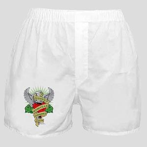 Muscular-Dystrophy-Dagger Boxer Shorts