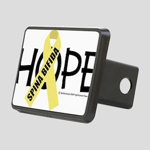 Spina-Bifida-Hope Rectangular Hitch Cover