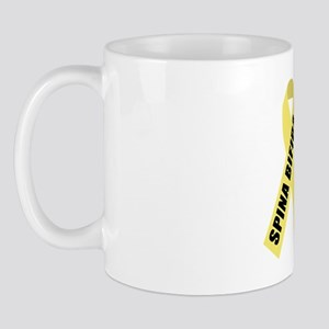 Spina-Bifida-Hope-BLK Mug