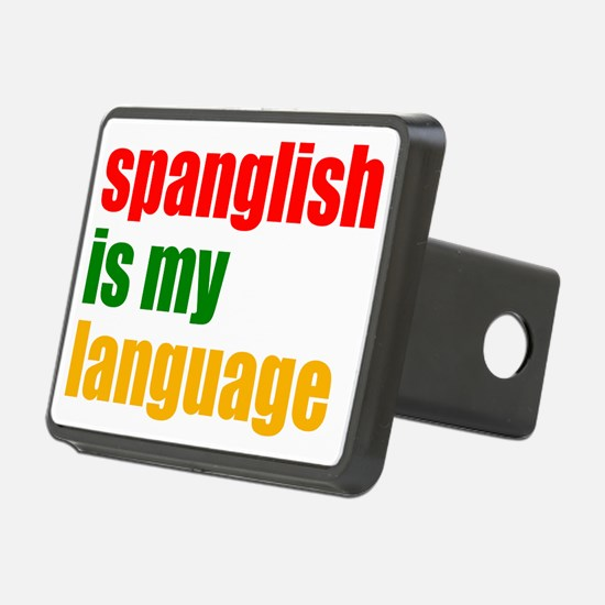 spanglish Hitch Cover