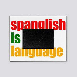 spanglish Picture Frame