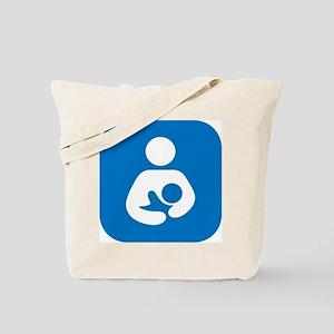 National Breastfeeding Symbol Tote Bag