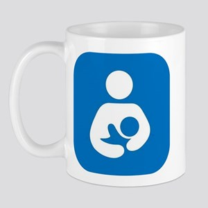 National Breastfeeding Symbol Mug