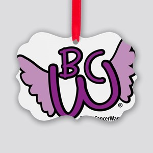 BCWings_BrCaWa final Picture Ornament