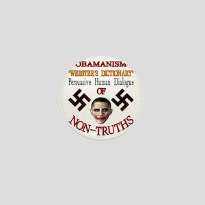Obamanism Mini Button