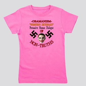 Obamanism Girl's Tee