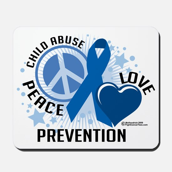 Child-Abuse-PLC Mousepad
