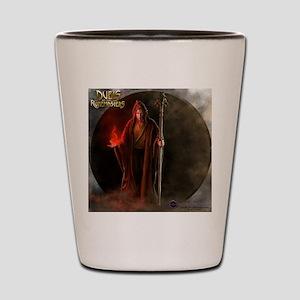 Elven Wizard (male) Shirt Shot Glass