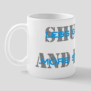 gabbing-2 Mug
